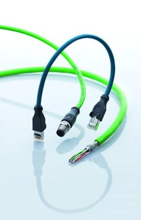 Cables y conectores Ethernet para comunicaciones industriales de Lapp Group
