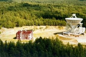 С помощью радиотелескопа РТ-32 ведутся астрофизические наблюдения, которые дают данные ученым, занимающимся исследованием звезд и других объектов: квазаров, галактик, скоплений.