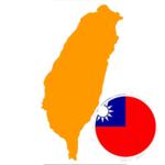 Taiwan 300x300 Flag