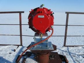 ÖLFLEX® HEAT til Arktis
