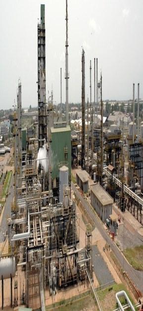 Oljeindustrin ställer höga krav på märkning.