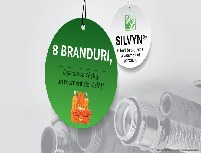 Tuburi de protectie pentru cabluri Silvyn