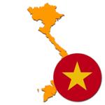 Vietnam 300x300 Flag