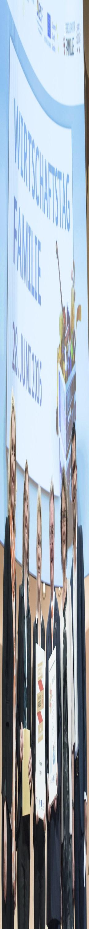 """Андреас Лапп на вручении награды """"Success Factor Family 2016"""""""