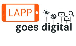 LAPP goes digital logo