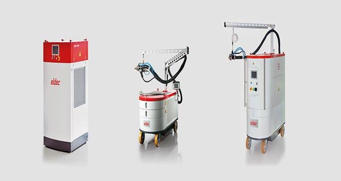 eldec MICO: источник энергии и система охлаждения