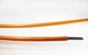Brandresistent kabel