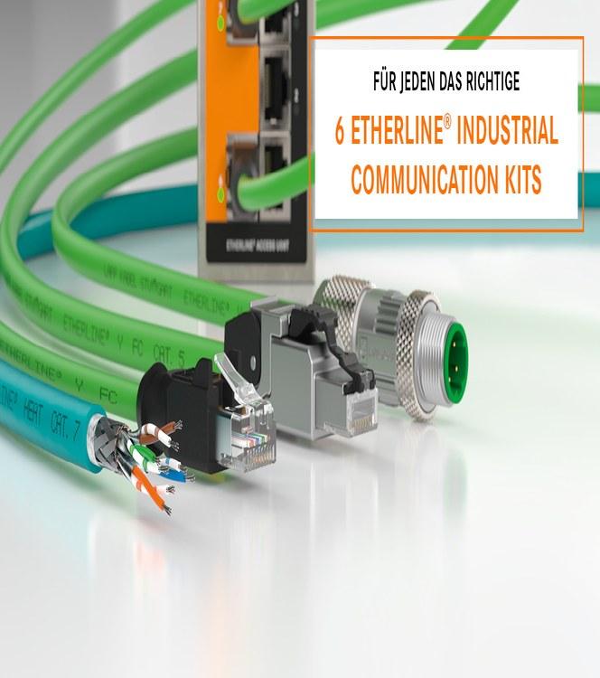 ETHERLINE® Industrial Communication Kits