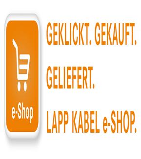 Lapp Kabel e-Shop