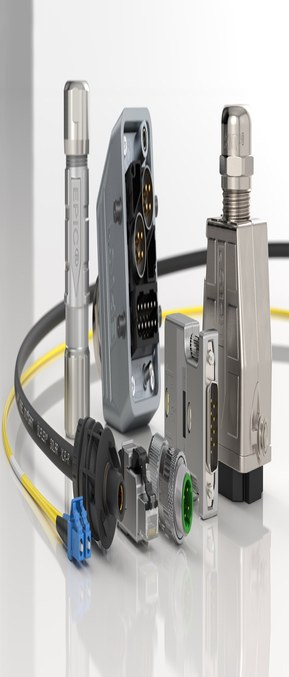 EPIC® industrikontakter for pålitelige og robuste tilkoplinger innen alle industrielle miljøer.