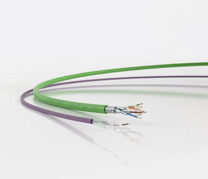 Однопарные кабели Ethernet от LAPP