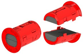 Innovativ brandtätning för kabelgenomföring genom vägg och gov