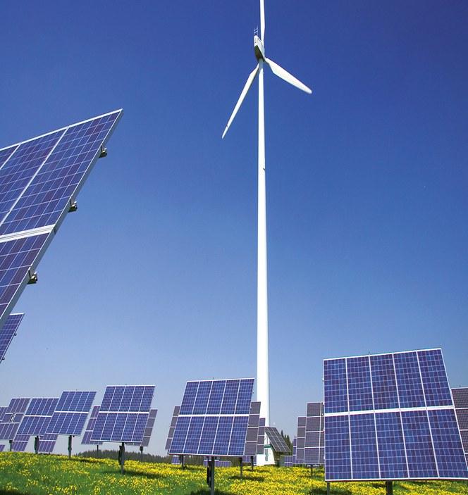 Produkter för solcellspaneler