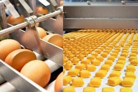 Hantering av matvaror, tillverkning av livsmedel - elkomponenter