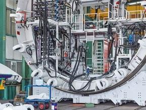 Кабели и компоненты LAPP для тоннелепроходческих машин