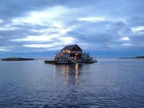Våre sjøkabler er langsgående vanntette og spesielt utviklet for permanent nedsenkning i vann.