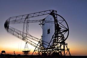 HESS-teleskopet