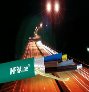 INFRAline prisgunstig kraftkabel velegnet til veilys og infrastruktur