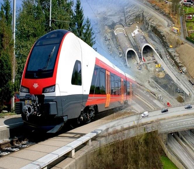 Vi leverer kabler, komponenter og produkter til vei, tunnel og bane