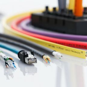 Bredt produktsortiment inden for kabler og elkomponenter hos LAPP Danmark