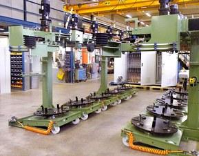 Lämneå Bruks produktionsanläggning