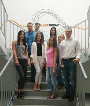 Сотрудники «Кабель.РФ»