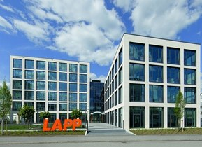 Sídlo společnosti LAPP v německém Stuttgartu