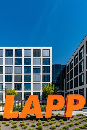 LAPP - одна компания, одно имя - во всем мире