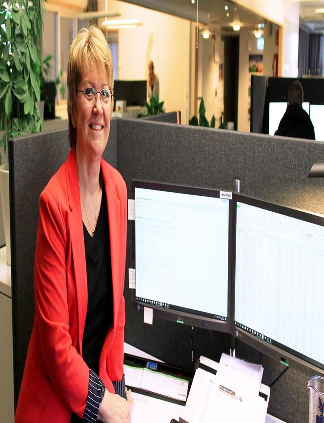 Marie Kjellström