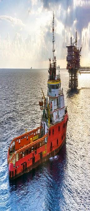 Marine kabler, skipskabler og kabler til offshore