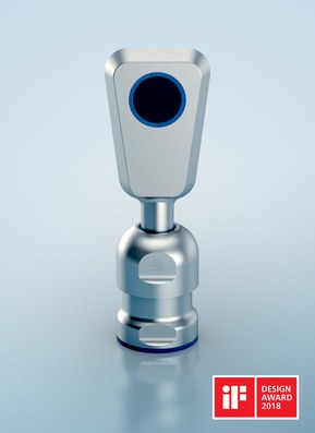 Pms-sensor i rostfritt stål