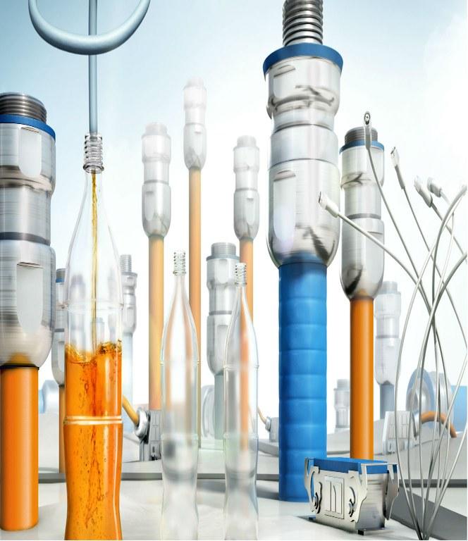 SKINTOP® Nipler og kabelgjennomføringer til næringsmiddelindustrien