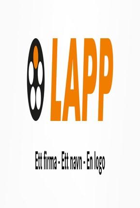 Miltronic endrer navn til LAPP Norway 2. juli 2018