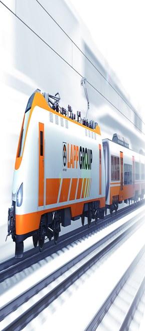Tog - produkter til sporbundne transportsystemer
