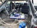 Montáž měřicí techniky do vozidel