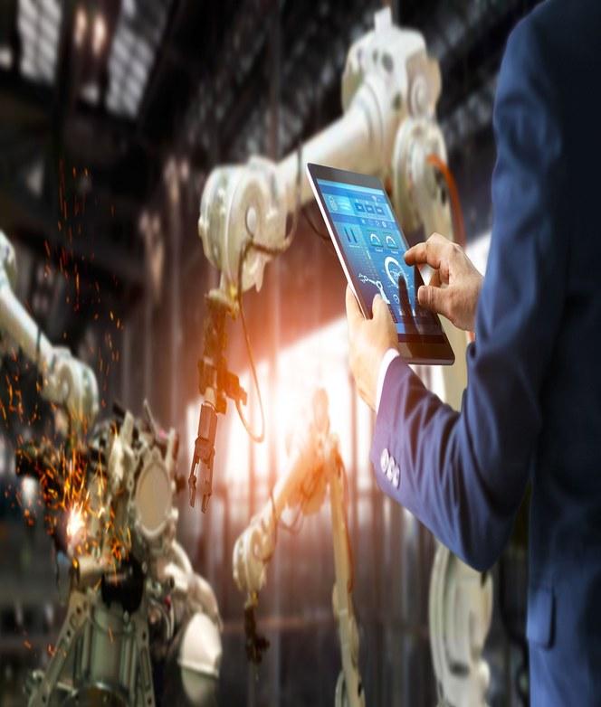 """""""Nervsystemet"""" bakom Industrial Internet of Things (IIoT)"""
