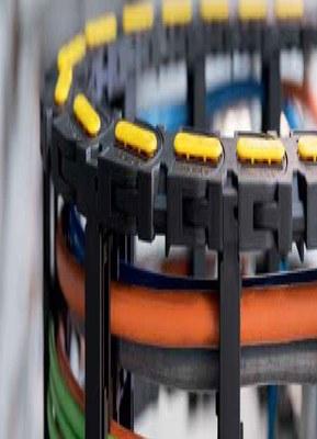 Буксируемые кабельные цепи ÖLFLEX® CONNECT CHAIN