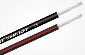 Solarkabel ÖLFLEX® SOLAR XLWP från LAPP