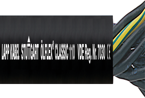 ÖLFLEX CLASSIC 110 BK