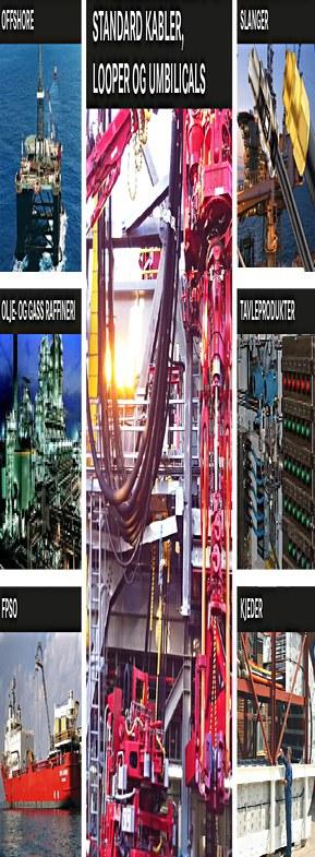 Miltronic leverer kvalitetsprodukter til norsk olje og gassindustri.