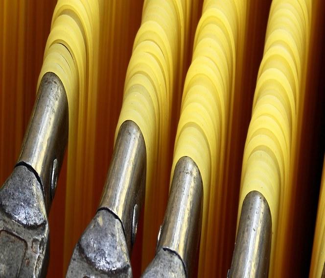 Hållbara kontaktdon vid pastatillverkning