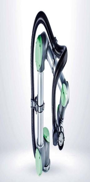 Reiku kabelbeskyttelse til robot industrien