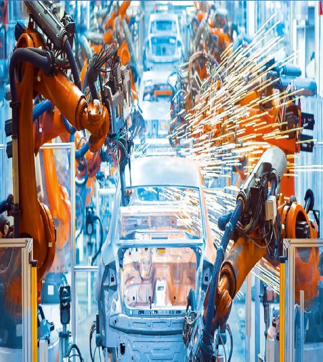 Bilproducent udstyrer eksisterende robotter med LioN-Power I/O-moduler