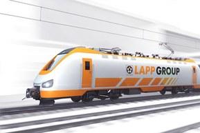 Продукция Lapp для железнодорожной отрасли