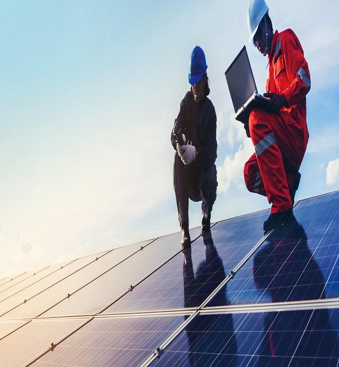 Sänkta priser på utvalda produkter för solceller