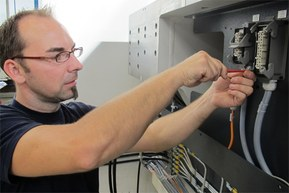 Schuler relies on the Lapp Group's control cables, power cables, data cables and BUS cables