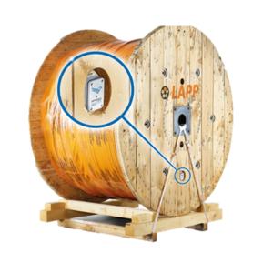 Smart Drum by LAPP (digitálně řízený odvíjecí buben)