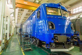 Одни из самых мощных электровозов в мире производятся в Румынии и оснащены кабельной продукцией LAPP