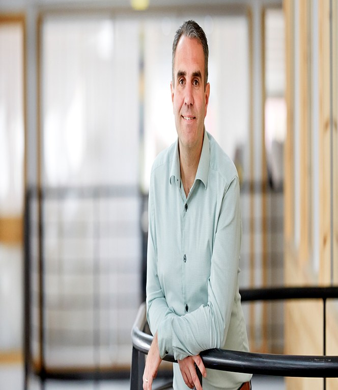 Affärsutvecklings- och marknadschef Stefan Eriksson