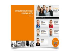 Elinstallation och systemintegration